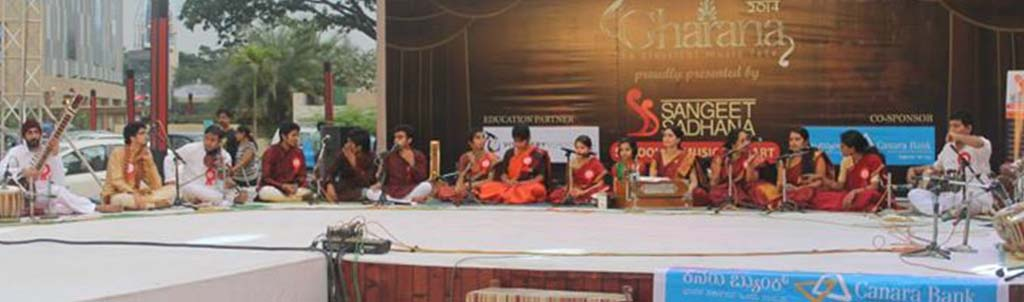 Our event Gharana 2014