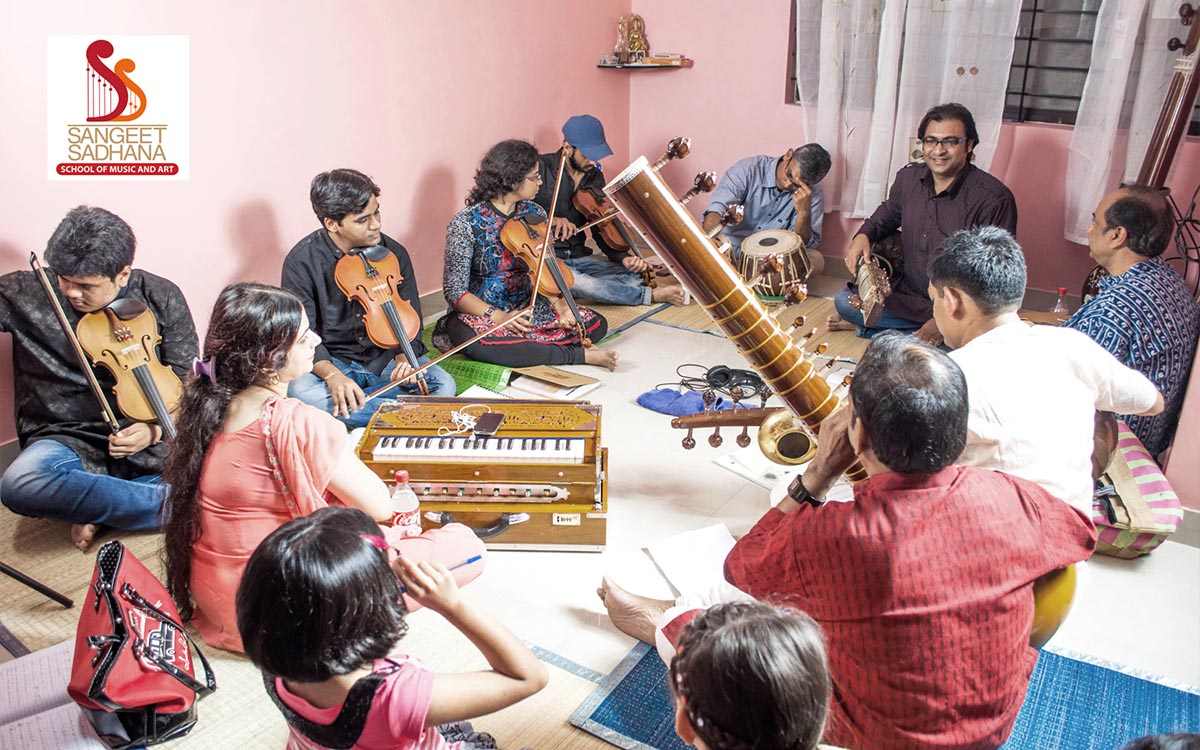 Musical Instrument Class in Bangalore