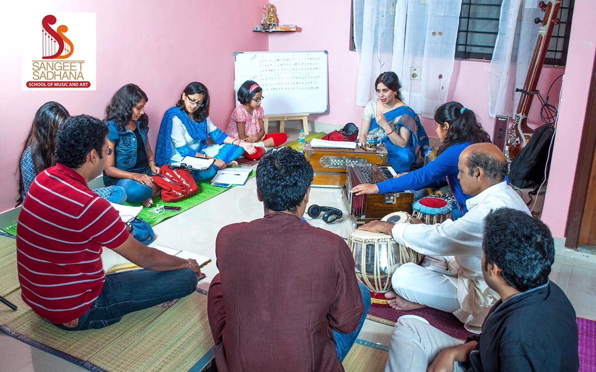 Musical classes in Bangalore